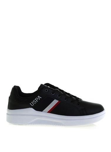 U.S. Polo Assn. U.S. Polo Assn.   Sneaker Siyah